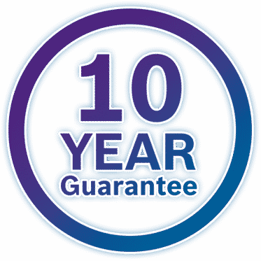10 Year Guarantee - RL Heating and Plumbing