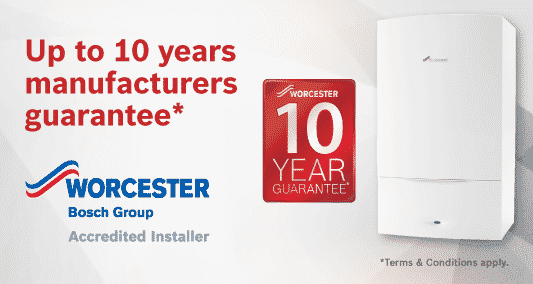 Worcester Bosch Accredited Install - RL heating and Plumbing